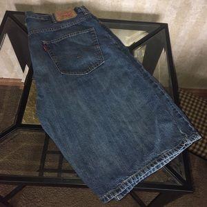 Levi's 569 Shorts